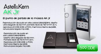 Astell & Kern AK Jr