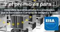 Productos premiados por EISA
