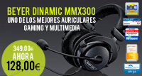 OFERTA: Beyer Dinamic MMX300