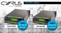 Oferta única en amplificadores Cyrus