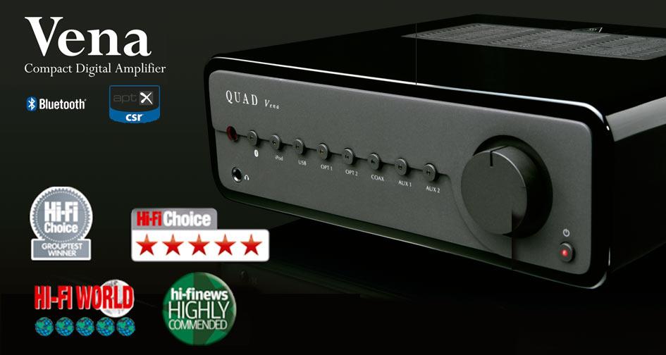 Amplificador compacto Vena