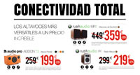 BLACK FRIDAY: Conectividad total