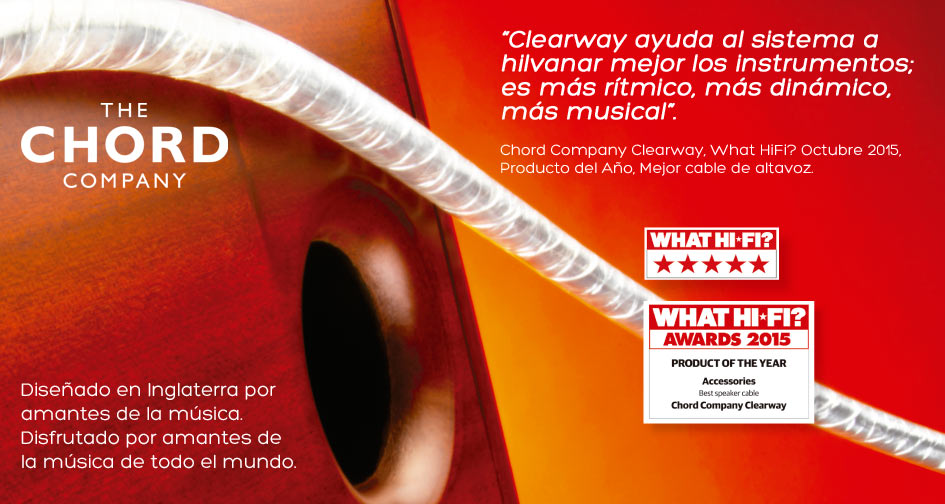 The Chord Company Clearway