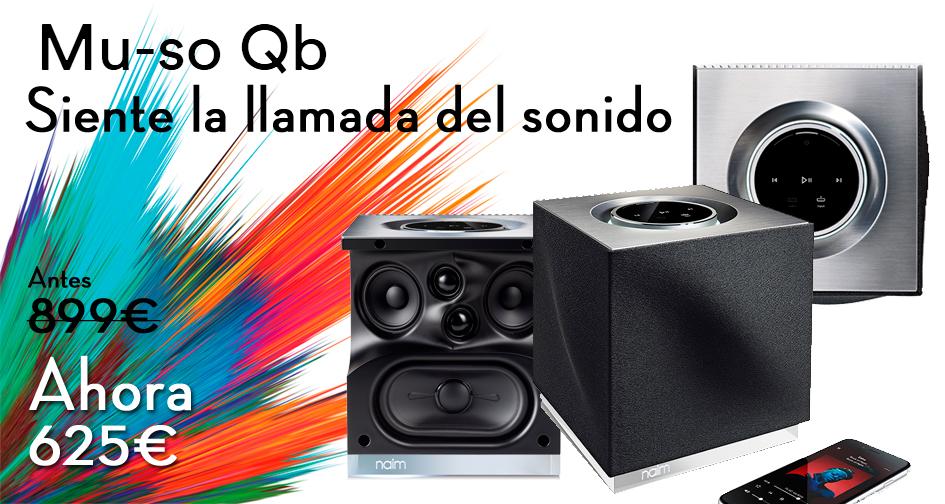 Muso Qb, siente la llamada del sonido