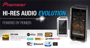 Piooner: HI-RES Audio Evolution