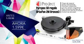 Pro-Ject 6 Perspex SB