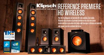 Por fin ha llegado el sonido HD sin cables