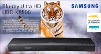 Blu-ray Ultra HD UBD-K8500