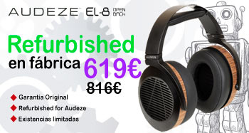 El 8 OPEN BACK de oferta
