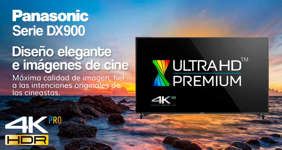 Panasonic Serie DX900