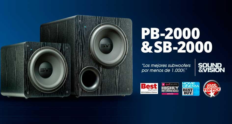 PB-2000 & SB-2000