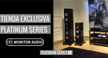 Supersonido, tienda exclusiva Platinum Series II