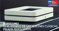 BLUESOUND NODE 2: El sonido de las sesiones clásicas en alta resolución