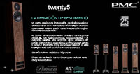PMC Twenty5 series: La definición de rendimiento