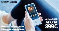 Sony NWZX100: super oferta