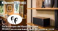 Klipsch The Three: regalo auriculares Bluetooth