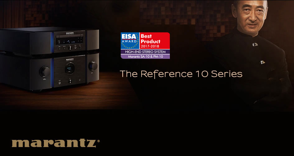 MARANTZ THE REFERENCE 10 SERIES