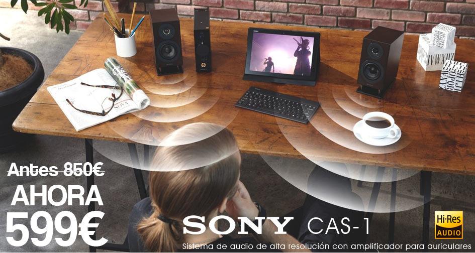 SONY CAS-1: ¡super oferta!