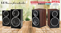 WHARFEDALE DIAMOND 220 y 225: super oferta