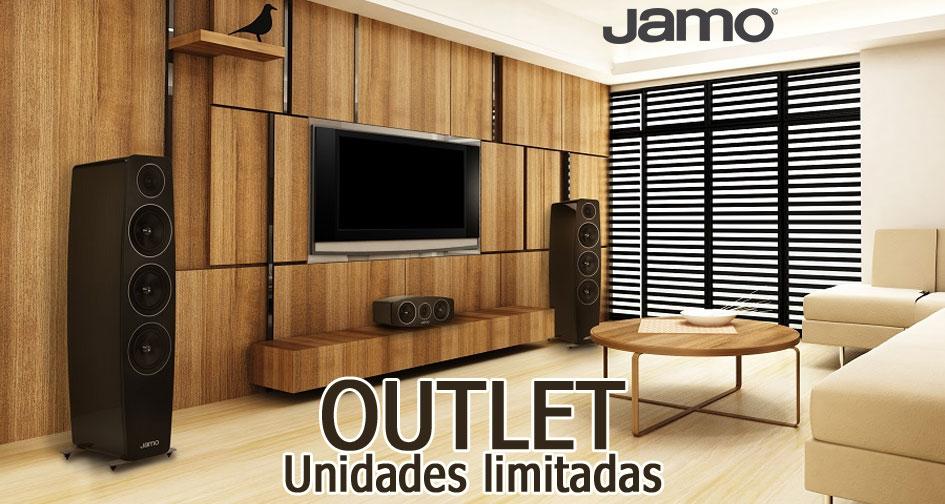 OUTLET JAMO: Unidades limitadas