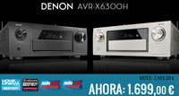 Denon AVR-X6300H: regalo de Blade Runner 4K Ultra HD + Bluray