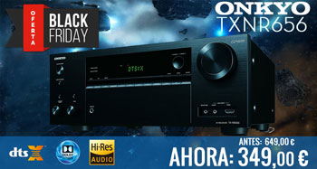ONKYO TXNR656: oferta Black Friday