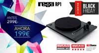 Giradiscos REGA RP1: ¡Oferta Back-Friday!