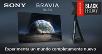 SONY BRAVIA OLED: especial Black Friday