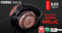 FOSTEX TH610: oferta Black Friday