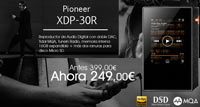 Pioneer XDP-­30R Back Friday