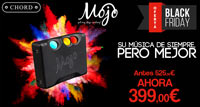 Chord Electronics Mojo: Oferta Black Friday