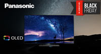 PANASONIC OLED: Oferta Black Friday