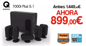 Q-ACOUSTICS 7000i Plus 5.1: oferta Black Friday