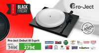 PRO-JECT DEBUT III ESPRIT: Oferta Black Friday