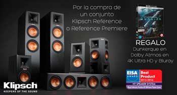 KLIPSCH: Reference Premiere y Reference