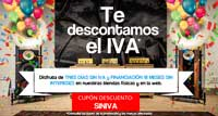 ¡TE DESCONTAMOS EL IVA!