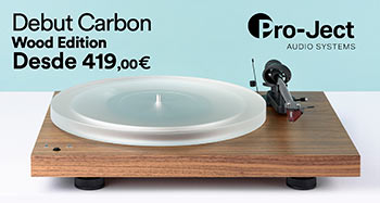 PRO-JECT DEBUT CARBON WOOD EDITION