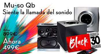 NAIM MUSO QB: oferta Black Friday