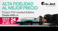 PRO-JECT P2X LIMITED EDITION