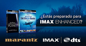 ¿Estás preparado para IMAX Enhanced?