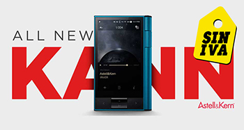 Astell&kern KANN: Ya en Supersonido