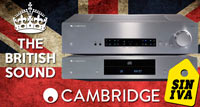 Cambridge Audio The British Sound: Oferta Días Sin IVA