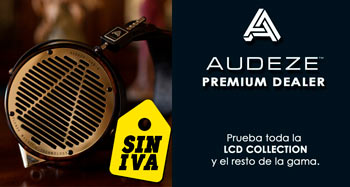 AUDEZE LCD COLLECTION: Oferta Días Sin IVA
