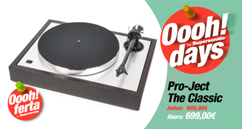 Pro-Jet The Classic: : Oferta Oooh! Days