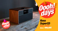 REVO SUPERCD: Oferta Oooh Days!