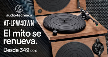 AUDIO-TECHNICA LPW40WN: el mito se renueva