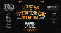 SuperSonido Vintage Tour