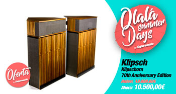Klipsch Klipschorn 70th Anniversary Edition