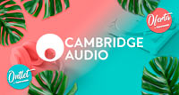 Cambridge Audio OhDays!