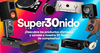 SUPERSONIDO 30 ANIVERSARIO
